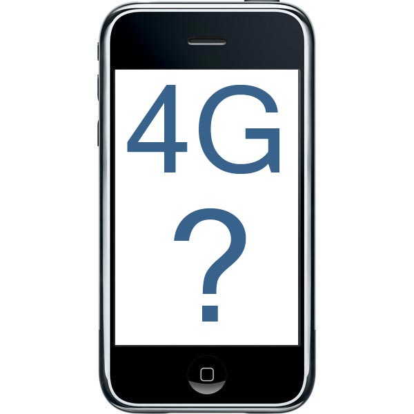 Apple iPhone 4G Coming In May?