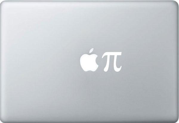 Apple Pie MacBook Decal