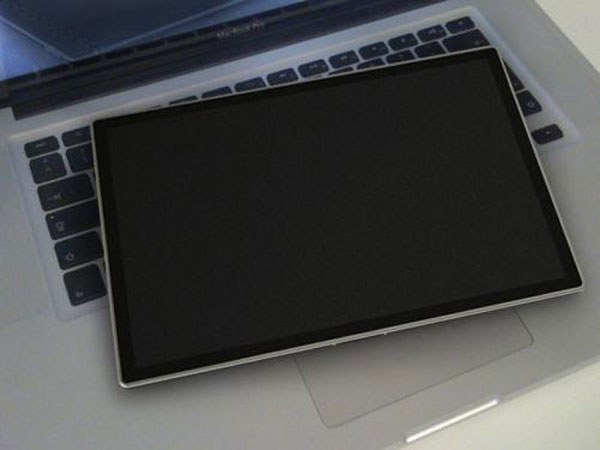 US Book Publisher Confirms The Apple Tablet?