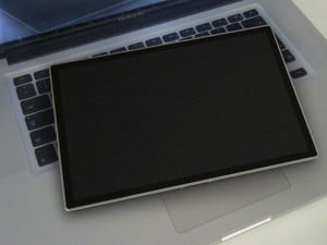 Pictures Of The Apple Tablet?