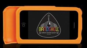 Bandshell iPhone Case