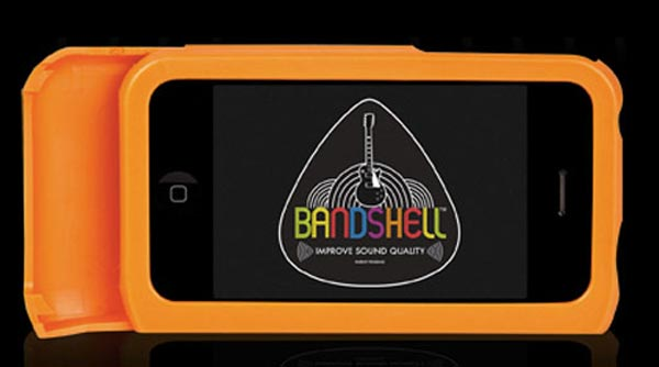 Bandshell iPhone Case
