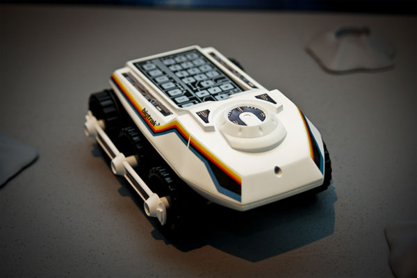 The Bigtrak Is Back As The Bigtrak Jr