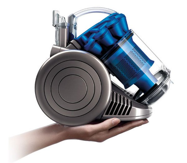 Dyson City DC26 Is Their Smallest Vacuum Cleaner Yet