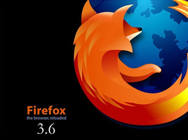 Firefox 3.6 Released Today