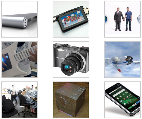 Weekly Gadgets Roundup 24th January 2010
