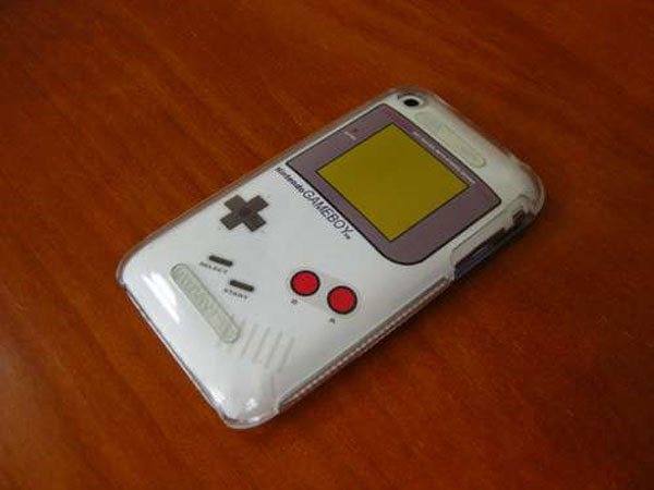 Game Boy iPhone Case Mod