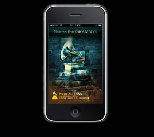 Grammy iPhone App