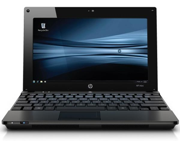 HP Mini 5102 Netbook