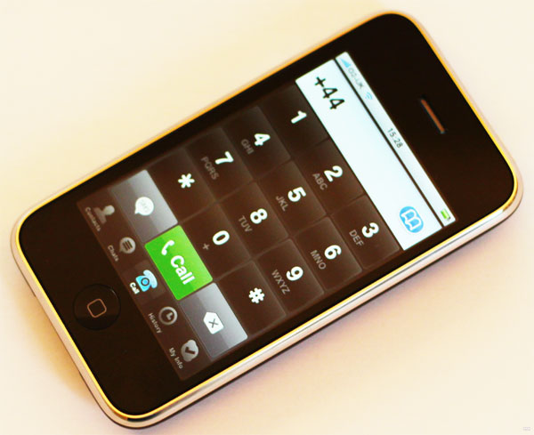 New iPhone SDK 3.2 Now Allows VoIP Calls Over 3G