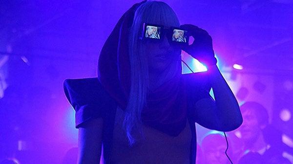 DIY Lady GaGa Video Glasses