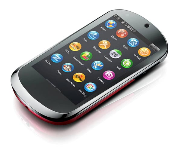 Photos Of The Lenovo LePhone Google Android Smartphone