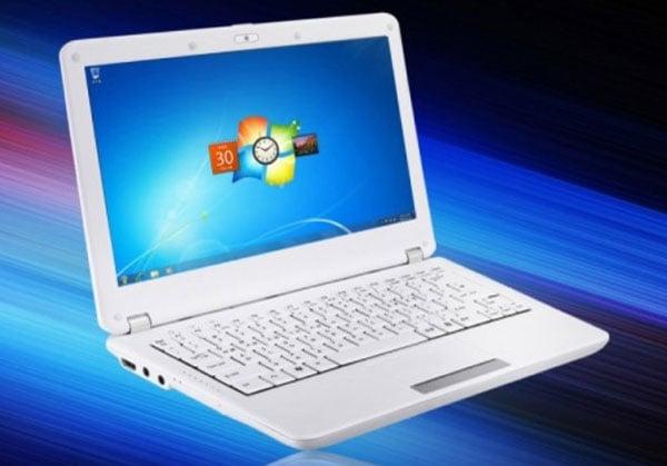 Averatec's Lookie Laptop