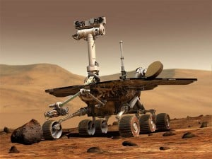 Mars Rover Spirits New Mission