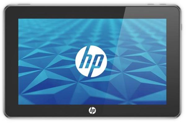 Microsoft Unveils HP Slate At CES Keynote