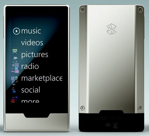 New Zune Software Update Hints At Microsoft Zune Phone