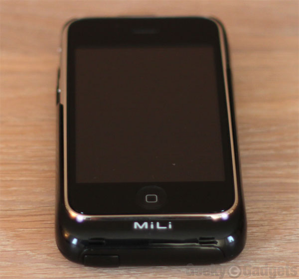 MiLi Power Skin iPhone Battery Case - Review