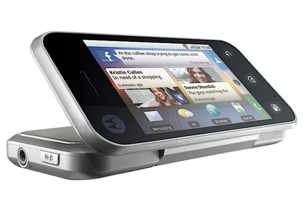 Motorola Backflip Google Android Smartphone