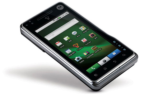 Motorola Motoroi Google Android Handset Coming To US In March