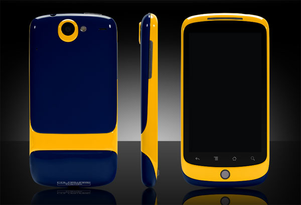 Google Nexus One Gets The Colorware Treatment