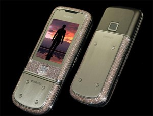 Nokia Supreme – The $160,000 Mobile Phone