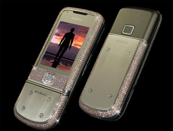 Nokia Supreme - The $160,000 Mobile Phone