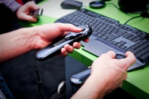 Razer Sixense Motion Gaming Controller For PCs