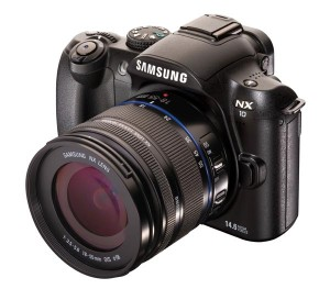 Samsung NX10 Hybrid DSLR Gets Official