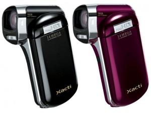 Sanyo Xacti CG110 HD Camcorder