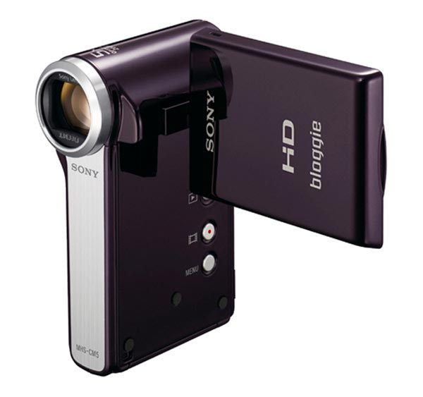 Sony Bloggie Pocket HD Camcorder