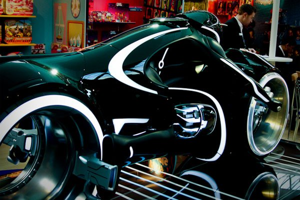 Photos Of The Tron 2 Legacy Bike