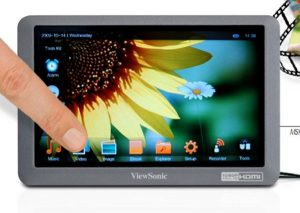 Viewsonic MovieBook VCPD550T Portable Media Player