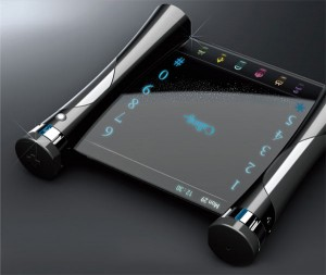 Visual Sound Mobile Phone