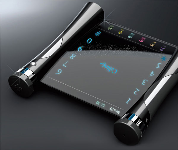 Visual Sound Mobile Phone