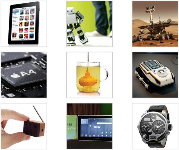 Weekly Gadgets Roundup 31st January 2010