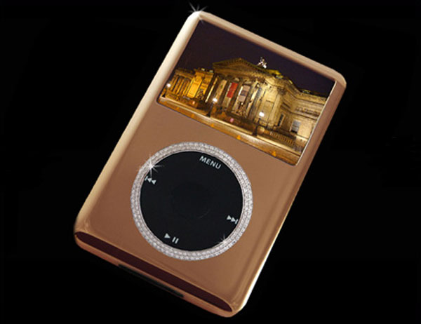 The $95,000 iPod From Stuart Hughes
