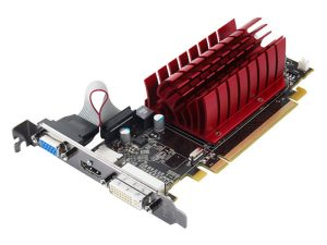 ATI Radeon HD5450 Budget Graphics Card