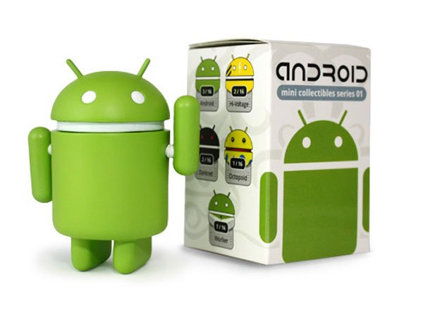Android Mini Collectibles