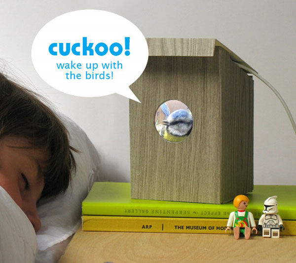 BirdBox iPhone Alarm Clock