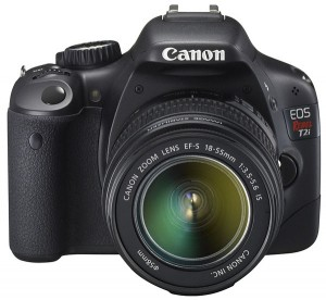 Canon EOS Rebel T2i Gets Official