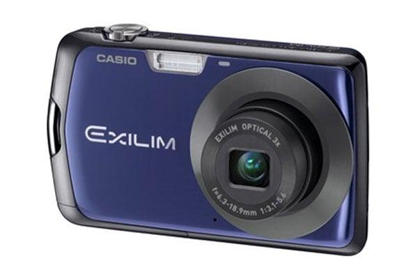 Casio Exilim EX-S7 And EX-Z35