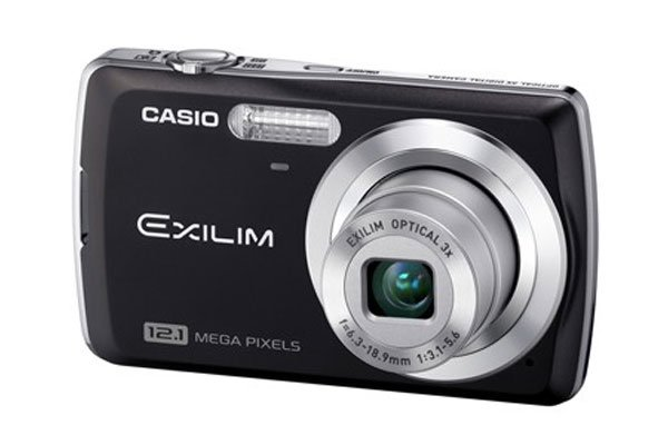 Casio Exilim EX-S7 And EX-Z35 Compact=