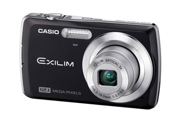 Casio Exilim EX-S7 And EX-Z35 Compact=