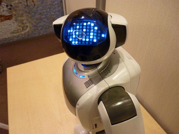 Fujisoft's PALRO Humanoid Robot