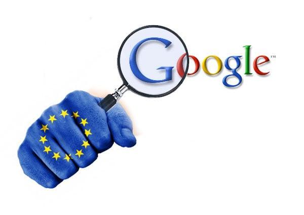 Google Facing European Antitrust Inquiry