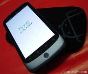 Google Nexus One Gets HTC Sense And Flash 10.1
