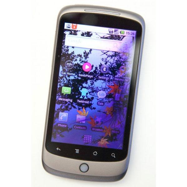 Google Nexus One Screen Cracking Issues?