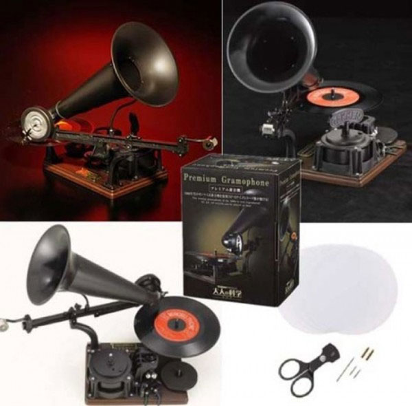 Gramophone Player/Recorder