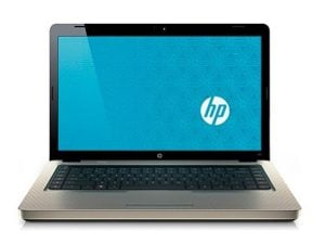 HP G62t Core i-3 Notebook