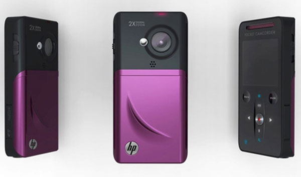 HP V1020h Pocketcam
